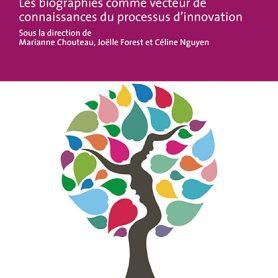 """Parution de l'ouvrage """"Genèse des innovations. Les biographies comme vecteur de connaissances du processus de l'innovations"""""""