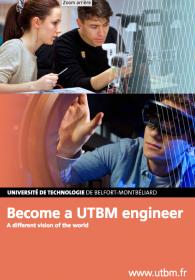 UTBM Engineer