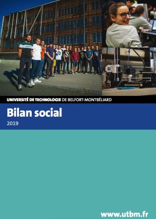 Bilan Social Utbm19