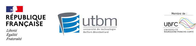 Calendriers, plannings et emplois du temps | Etudier à l'UTBM | UTBM