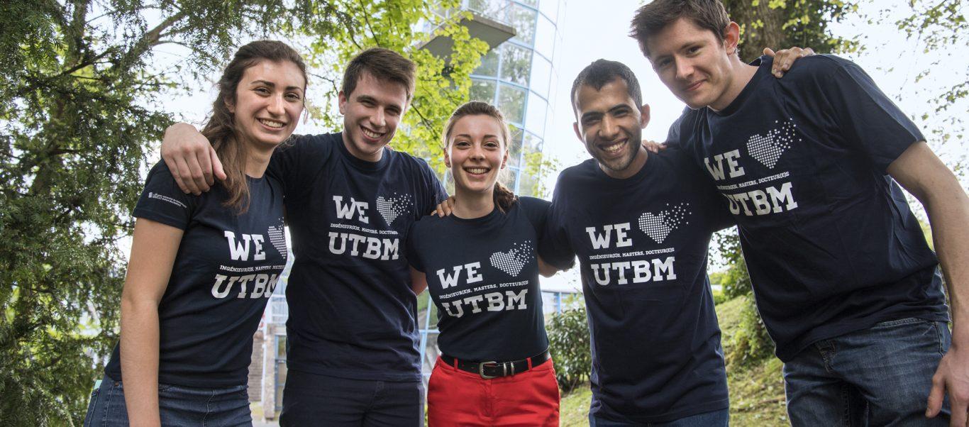 Palmarès 2016 l'Etudiant : l'UTBM 1ère école pour l'Ouverture internationale