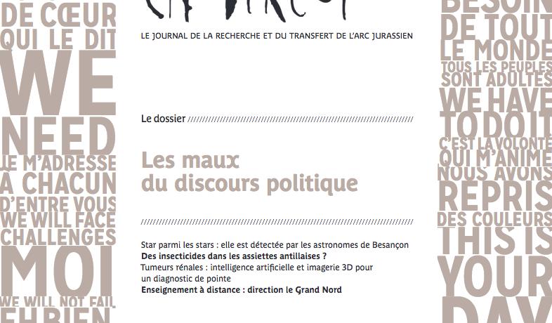 """En Direct n°269 """"Les maux du discours politique"""""""