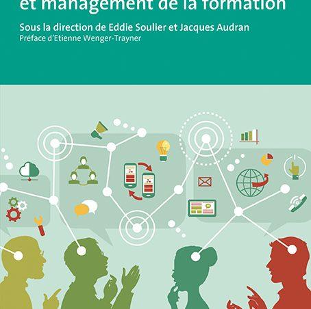 """Parution de l'ouvrage """"Communautés de pratique et management de la formation"""""""