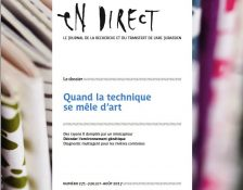 En direct N°271 « Quand la technique se mêle d'art »