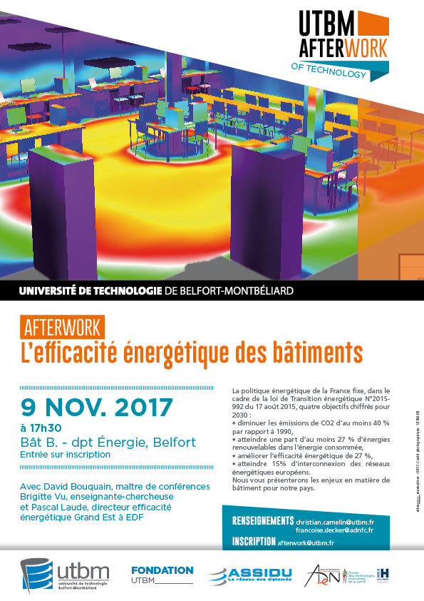 comment devenir ingenieur efficacite energetique du batiment