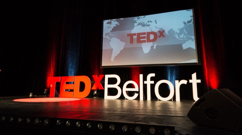 "TEDxBelfort : ""Langage des ID"""