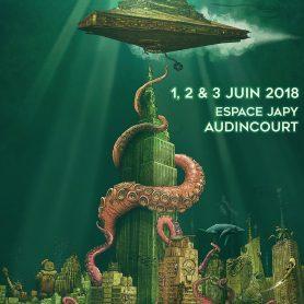 L'UTBM au Festival Bloody week-end