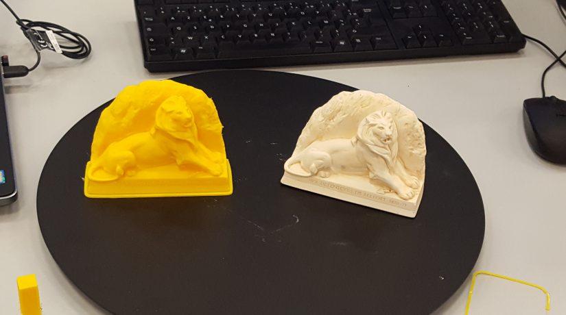 L'Innovation Crunch Lab, le lieu des rencontres improbables – Portes ouvertes et démonstration Scan et Impression 3D