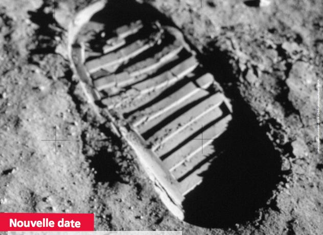 Apollo 11…un pas de géant pour l'humanité !