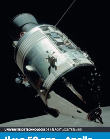 Il y a 50 ans… Apollo