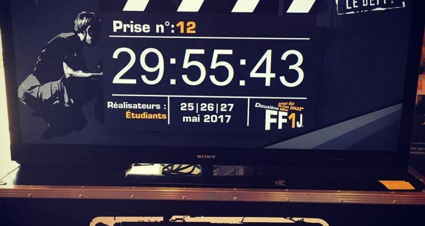 14e édition du FF1J