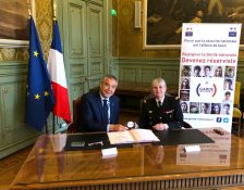 L'UTBM signe une convention favorisant la réserve au sein de la garde nationale