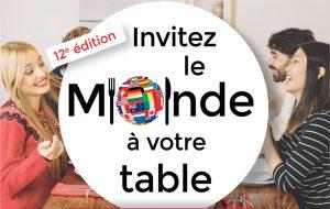 Invitez le monde à votre table : édition Belfort / Montbéliard