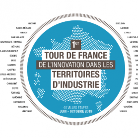 1er Tour de France de l'innovation dans les Territoires d'Industrie : l'UTBM organise l'étape d'Héricourt