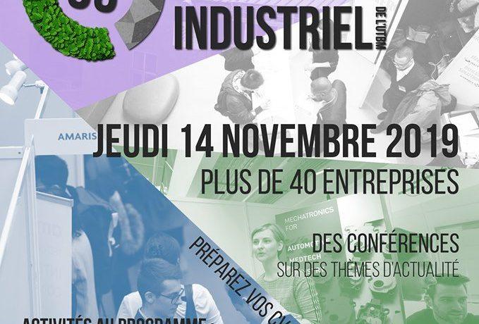 35e congrès industriel – UTBM