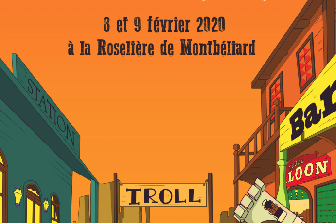 Convention du Troll Penché