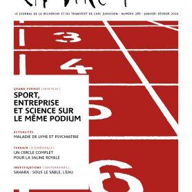 Parution d'en direct n°286 – Sport, entreprise et science sur le même podium