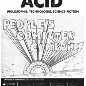 Parution d'ACID n°1