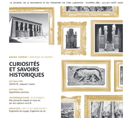 Parution d'en direct n°289 – Curiosités et savoirs historiques