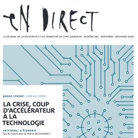 Parution d'en direct n°291 – La crise, coup d'accélérateur à la technologie
