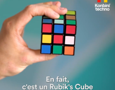 """Grégoire Pfennig, """"The king of the cube"""""""