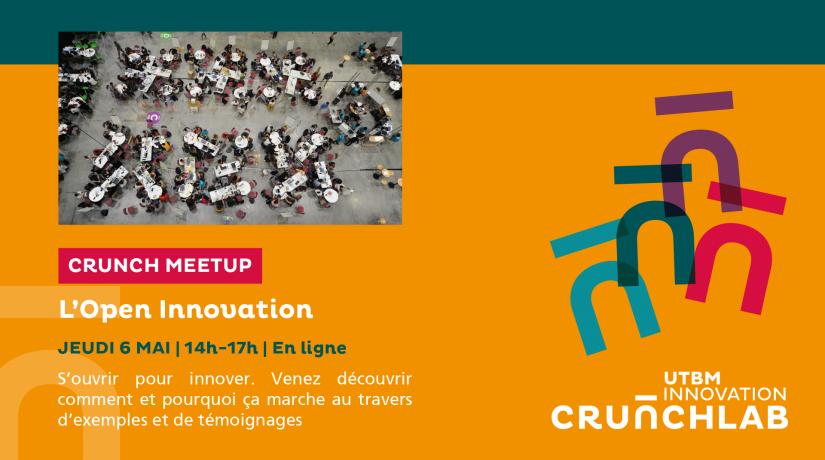 [Crunch Meetup] L'Open Innovation