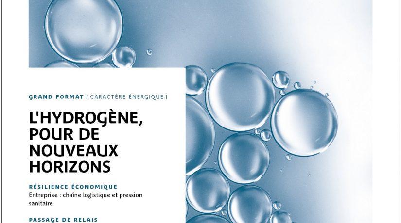 Parution d'en direct n°294 – L'hydrogène, pour de nouveaux horizons