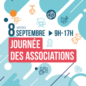 Journée des associations et de la vie étudiante